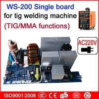 AC220V Single board WS 200 TIG/MMA circuit board for inverter welding machine