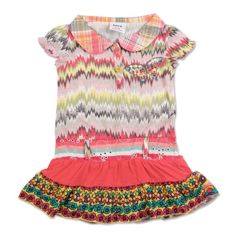 1a6e2e97561e Nova brand t shirts for girls cartoon character short t shirts for ...