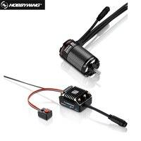 Hobbywing XeRun Axe Brushless Power System Foc AXE550 2700KV 3300KV With Brushless ESC for Rc 1/10 Climbing Car