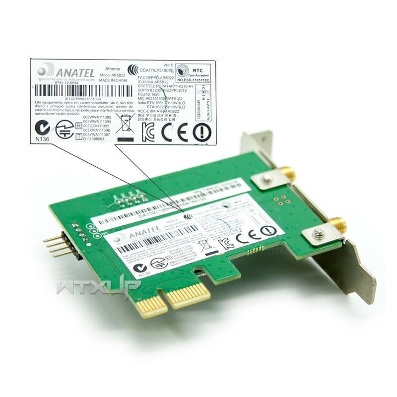 anatel wn5301a-h1-v02 pci wireless network card driver