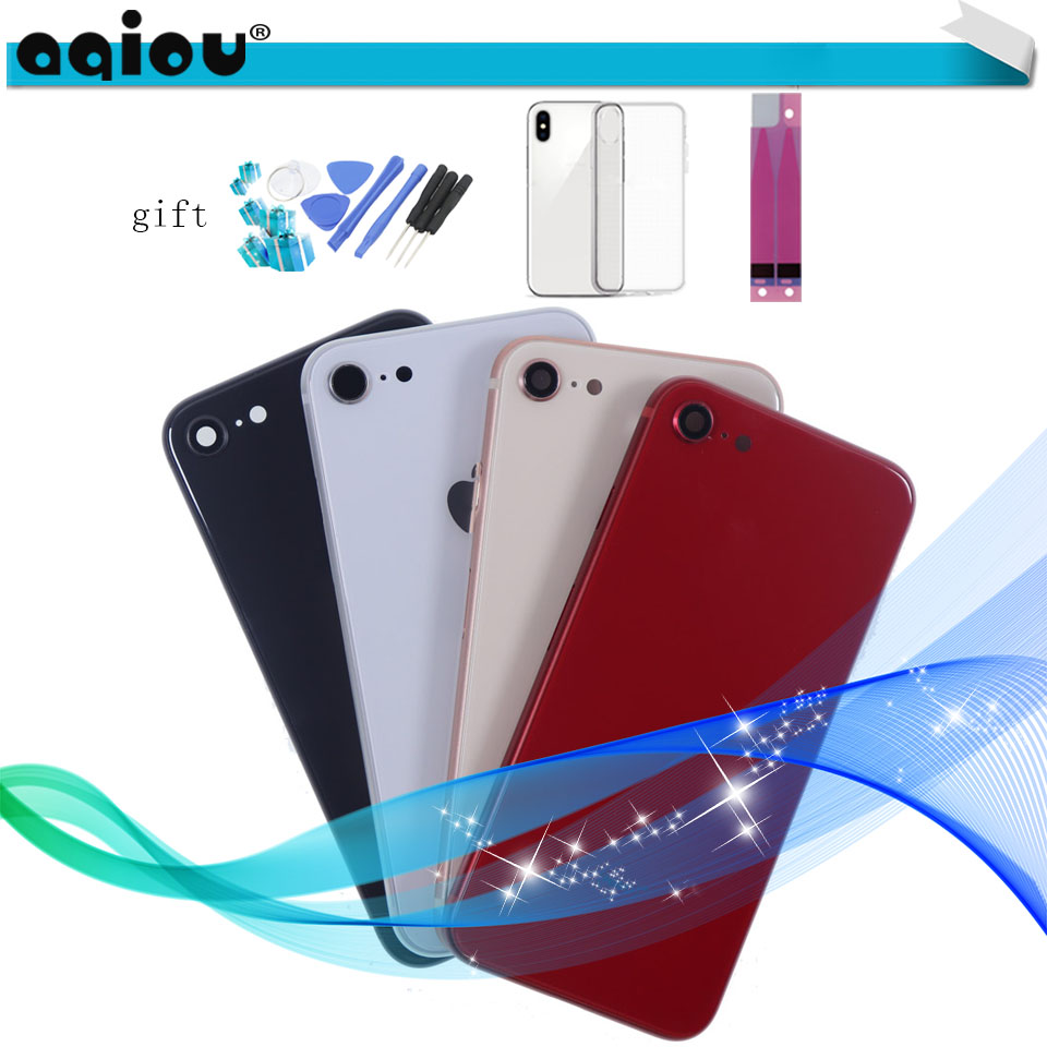 e2d7f2d97e0abd High Quality For iphone 7 7G Like 8 Style 7Plus 7 Plus Like 8 Plus Housing