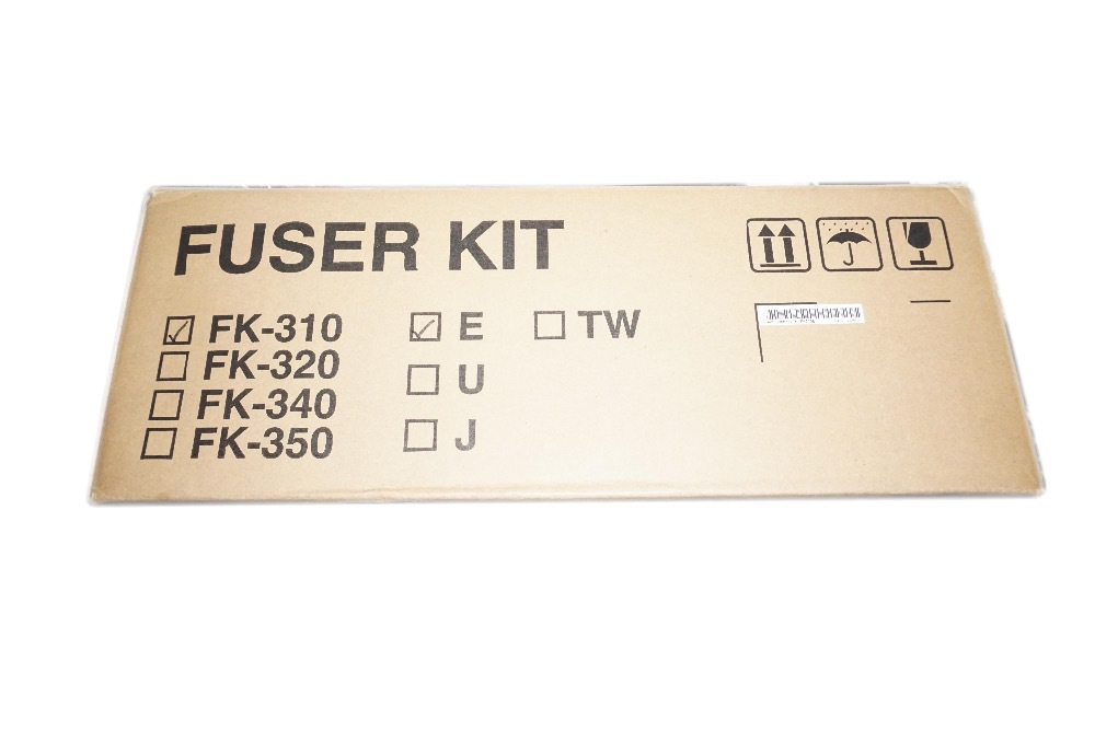 New Original Kyocera WTU0662219 FUSER KIT FK-310E for:FS-2000D new original kyocera wtu0662219 fuser kit fk 310e for fs 2000d