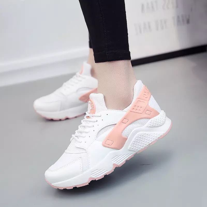 Sneakers Women's Shoes Mesh Breathable Scarpe Donna Tenis Feminino Casual Schoenen Vrouw Flats Femme Footwear Sapato Feminino women shoes scarpe donna elastic boots botines mujer sapato feminino round toe chaussure femme schoenen vrouw over knee boots