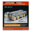 KNL HOBBY Voyager Model PE35737 Modern Soviet Scud B Ballistic Missile Remodeling Pieces With Trumpeter 01019