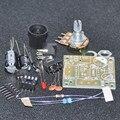 DIY Electronic Kit LM386 Super Mini Audio Amplifier DIY Kit Suite Trousse LM386 Amplificador Module Board 3.5mm 3-12V Unsoldered