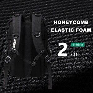Image 4 - Ozukoブランドファッション高容量オックスフォード男性のバックパック 2019 新通学男性旅行バックパック 15.6 インチのラップトップバッグ少年mochila