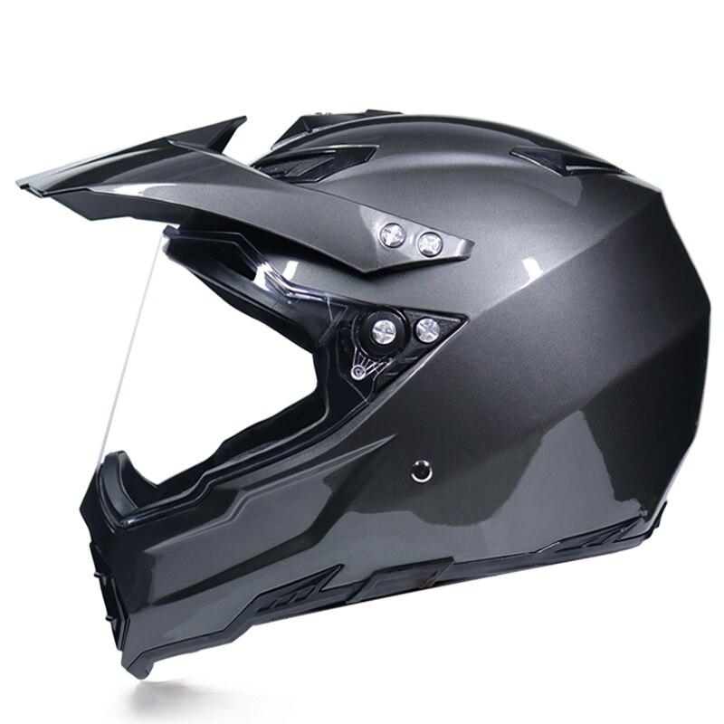 The man women winter Casco Capacete motorcycle racing helmet motorcross off road helmet Dot approved helmets