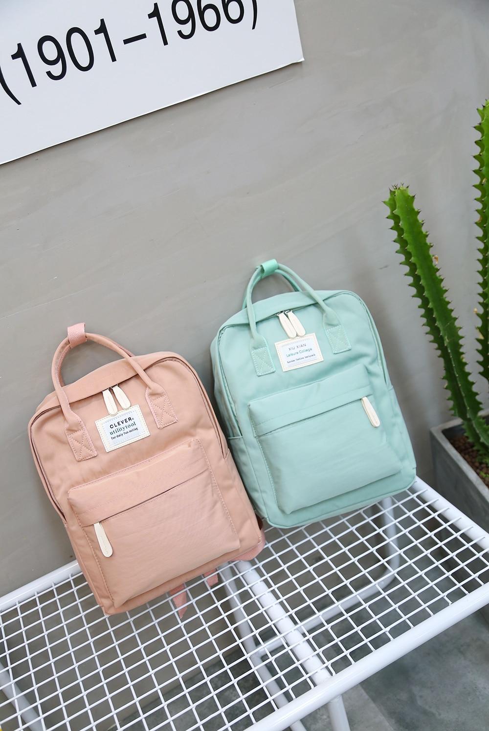 HTB1bT CfljTBKNjSZFNq6ysFXXaV Multifunction women backpack fashion youth korean style shoulder bag laptop backpack schoolbags for teenager girls boys travel