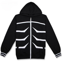 New Arrival Anime Tokyo Ghoul Hoodies Women Cotton Print Hoody Long Sleeve Autumn Winter Casual Sweatshirt