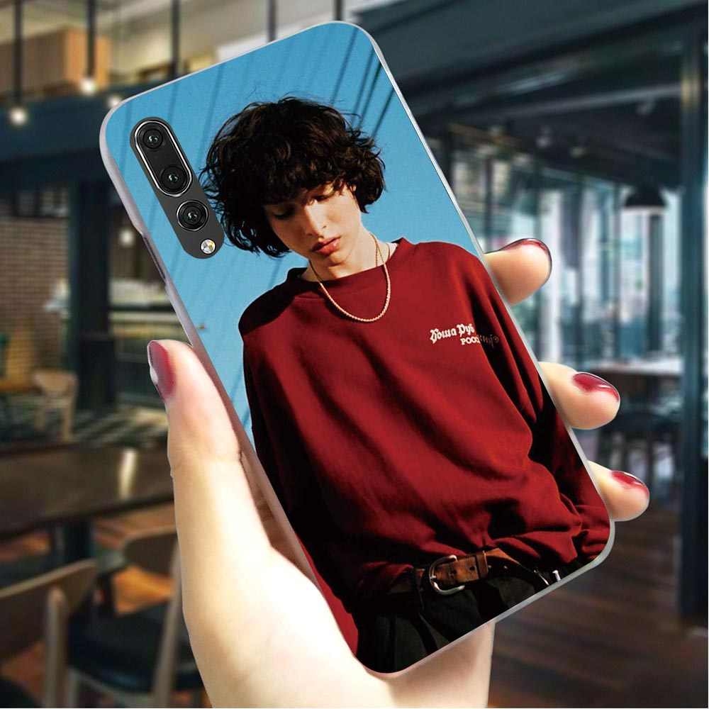 Жесткий чехол Finn Wolfhard Tv для Huawei Y7 Prime 2018, чехол для телефона Y9 NOVA 3 3i 6 7A X C 8 Lite honor 9 i 10 Play note Y6