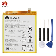 HuaWei Original HB376883ECW Battery For Huawei P9 PLUS VIE-AL10 VIE-L09 VIE-L29 Genuine Replacement Phone 3400mAh + Tool