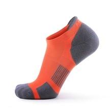 3 Đôi Tất Vớ Nam Nữ Nén Thể Thao Chạy Bộ Tập Thể Hình Giày Dạo Phố Mềm Coolmax Unisex Footsocks