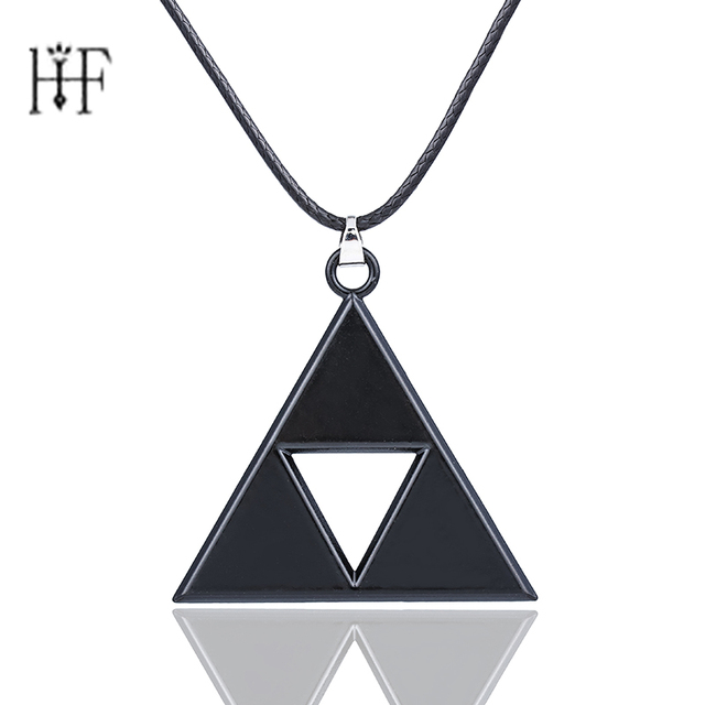 2018 Fashion Anime Game Series The Legend Of Zelda Pendant Necklace