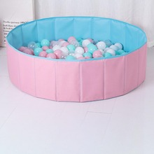 Foldable Ocean Balls Pool Children's Toys Tent Kids Play Ball Pool Outdoor Game Large Tent for Kids Children Ball Pit New недорого