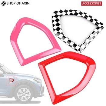 Мини боковое крыло графическое украшение формовочная крышка гладкая поверхность для Mini Cooper New Countryman F60