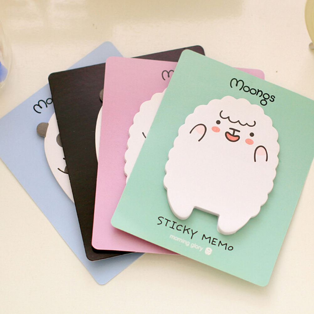 memo pad promotion shop for promotional memo pad on cute sheep panda memo pad sticky notes memo notepad school office supply escolar papelaria gift stationery 1 sheet