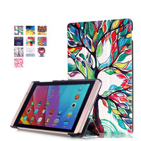 PU Leather Stand Cover Case For Huawei Mediapad M2 8 0 M2 801 802 8 Tablet