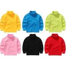 Свитер для мальчиков Autumn/Winter Knitted Turtleneck