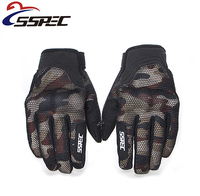 SSPEC New Motorcycle Men S Gloves Comfort Knight Full Finger Touch Screen Racing Gloves 3 Colors