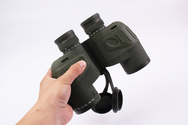 BOSTRON Powerful military 10X50 waterproof HD high quality telescope binoculars with bak4 porro prism for outdoor