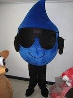תחפושת קמע טיפת מים טפטוף טיפת גשם מהודרת מותאם אישית תלבושות אנימה קוספליי ערכת נושא mascotte תחפושת קרנבל תלבושות