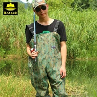 Waterproof Fishing Bootlis Wader For Fishing Waders Fishing Overalls Breathable Chest Waders Wading Boots Wading Shoes