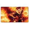 Magic mat the gathering Chandra Playmat Planswalker Board Games play mat large table pad game mouse pad