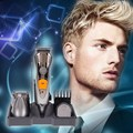 Free Shipping Practical BAY-580 7 in 1 Precision Trimmer Facial and Body Grooming System #BSEL