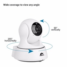 HD 1080P 2.0MP PTZ Wifi IP Camera Security IR-Cut Night Vision Two Way Audio CCTV Surveillance IP Camera Wireless цена 2017