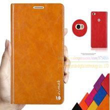 Aimak Бренд Старинные Роскошные Топ Качество Натуральная Кожа Мода Книга стиль Case Для Xiaomi Max Mi Max MiMax Mmax 6.44″