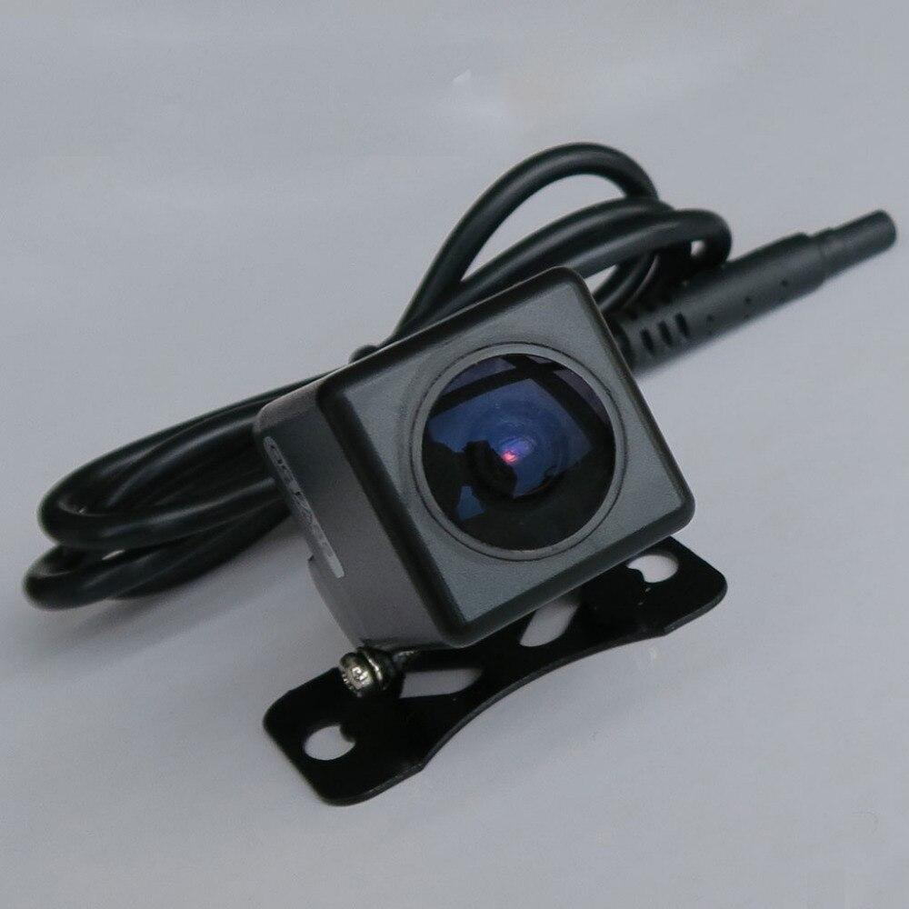 Universal Étanche Caméra Arrière de Voiture Large Angle de Vue Arrière de Voiture Inverse Caméra RCA Nuit Vision Aide Au Stationnement Caméras