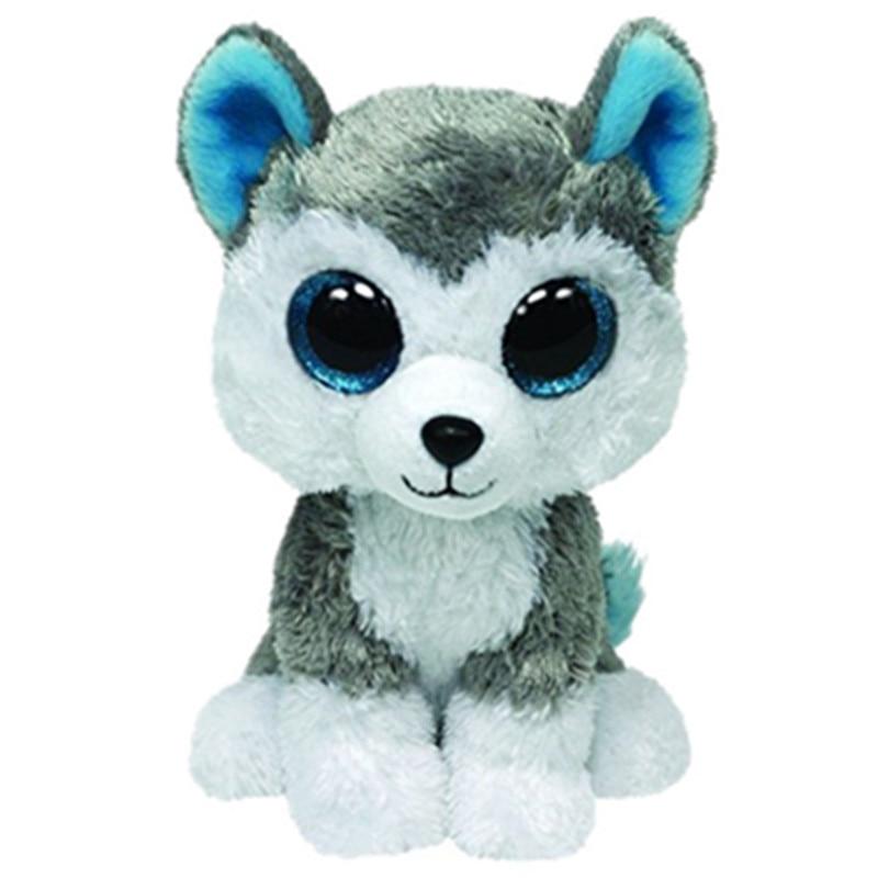 94342b47257 2019 Ty Beanie Babies 6 15cm Larry The Brown Lynx Plush Regular Soft ...
