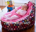 Free shipping wholesale baby bean bag / snuggle bag / baby puff       Item:P1180074