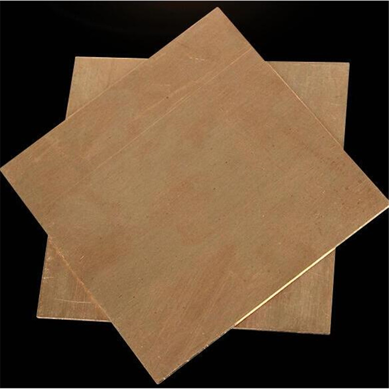1pc New 99.9% Pure Copper Cu Metal Sheet Plate Foil Panel 200*200*1.2mm For Industry Supply 1pc high purity copper plate cu metal foil sheet 0 1x200x1000mm best price for power tool accessories