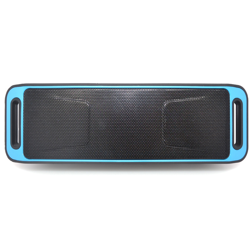 Wireless-Speaker Subwoofer-Loudspeaker Public-Broadcasting Bluetooth-4.0 Portable Fm-Radio