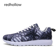 цена на Men Shoes Summer Light Comfortable Men Casual Shoes Mesh Breathable Versatile Footwear Plus Size 35-46 Lovers Shoes Fashion