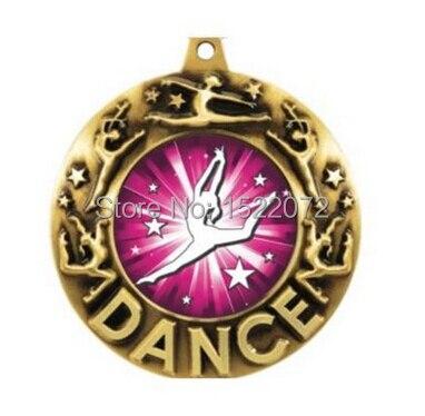b216c046b305 Hot sales danza medalla de bronce popular personalizada 3D medalla alta  calidad de encargo medalla medallas