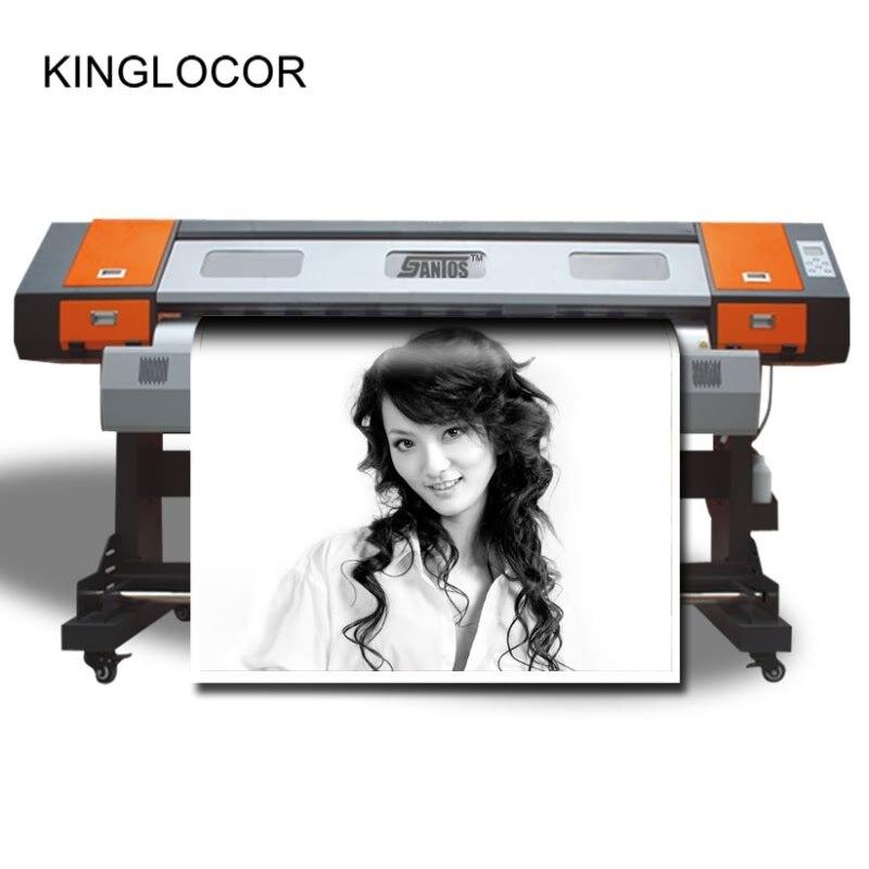 1.8m bannière imprimante 1800mm 6ft offre spéciale grand Format Machine d'impression avec unique XP600 tête d'impression imprimante à jet d'encre