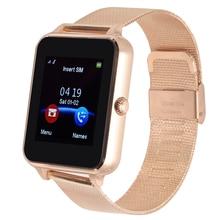G6 smart watch for android phone support Pedometer Twitter bluetooth reloj inteligente men women sport Watches Clock GT08 DZ09