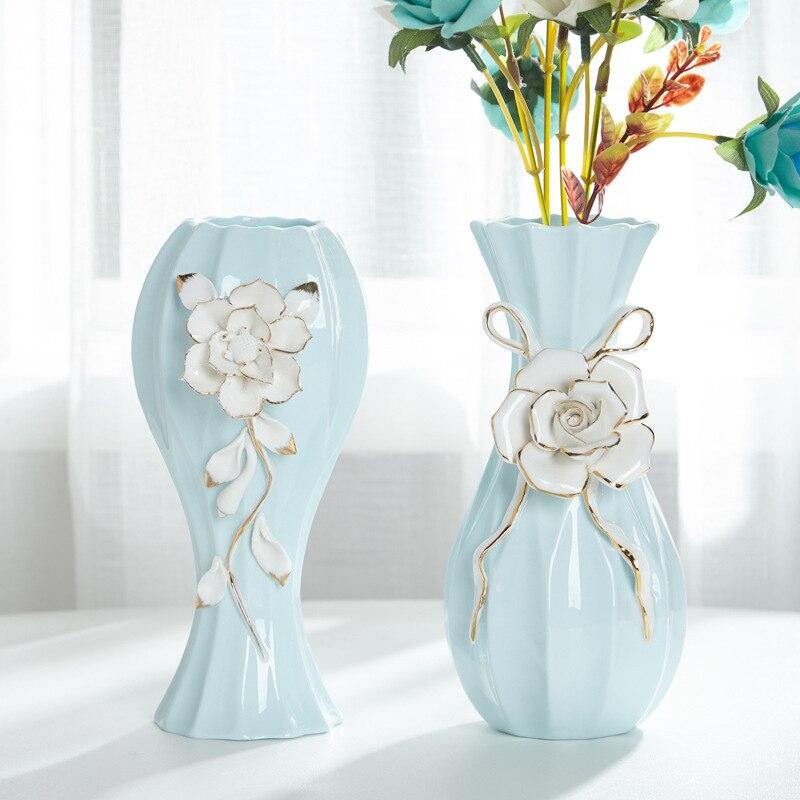 Porcelain-Vase-Living-Room-Table-Decorations-Porcelain-Vase-Modern-Simple-Household-Wedding-Decoration-Gifts (6)