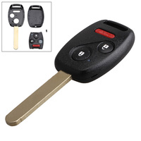313 8Hz 2 1 Buttons Remote Auto Car Key Fob Transmitter Clicker Alarm Car Key Shell