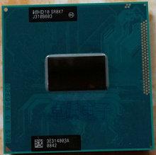 Original intel Core i5 3380M 2.9 GHz 3M Dual Core SR0X7 I5 3380M Notebook processors Laptop CPU PGA 988 pin Socket G2 processor
