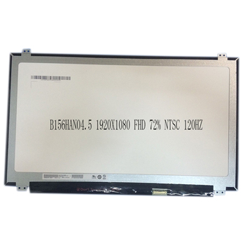 """15.6""""LED LCD Screen EXACT AUO B156HAN04.5 1920X1080 FHD 72% NTSC 120HZ eDP 30PIN"""