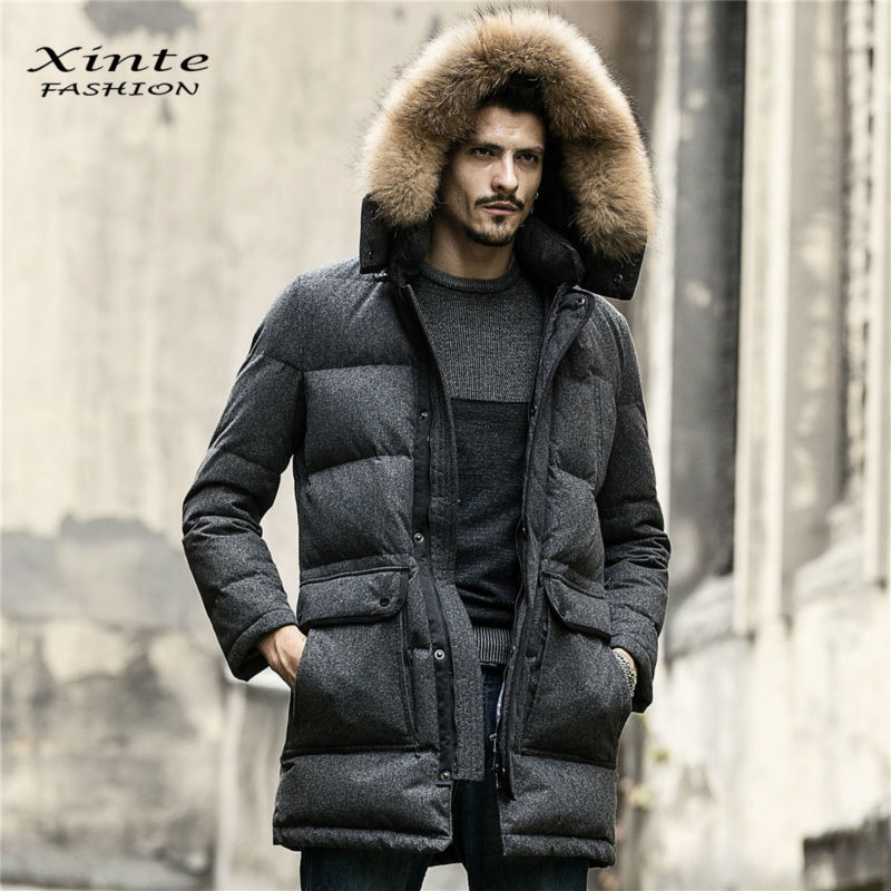 Online Get Cheap Fur Trim Coat Mens -Aliexpress.com | Alibaba Group