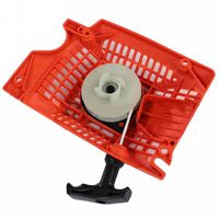 Durable Recoil Pull Starter For Chainsaw Mayitr Single Recoil Pull Starter Assembly New