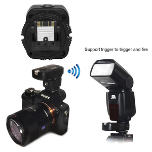 Image 2 - פיקסל TF 334 חמה נעל מתאם להמרת Sony Mi A7 A7S A7SII A7R A7RII A7II מצלמה כדי Canon Nikon Yongnuo פלאש Speedlite