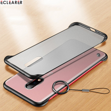 OnePlus 7 Pro Case Ultra Thin Light Semi Transparent Matte Case For OnePlus 7 7 Pro Rimless Shockproof Protective Back Cover Bag