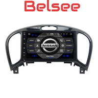 Belsee Octa Core PX5 Ram 4GB Rom 32GB Android 8.0 Car Radio Head Unit Audio GPS Navigation Multimedia for Nissan Juke 2004 2018