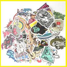 PVC Stickers Waterproof Random No Duplicates 100-700 Pcs Combo Pack