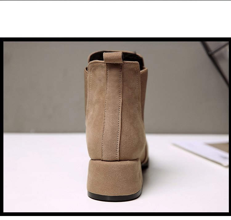 Aleafalling Women Boots Elastic Warm Snow Boots Outdoor Girl Warm Winter Boots Outdoor Cotton Clother Lady's Shoes AWBT162 6